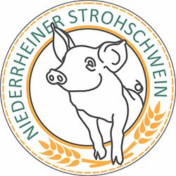 Niederrheiner Strohschweine